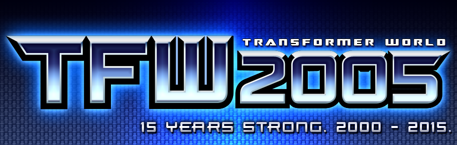 TFW2005.COM - Transformers Toy and Movie News and Discussion