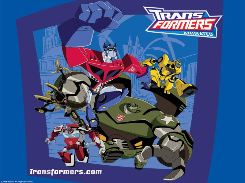 Transformers Animated Discussion  Comments  Jump to