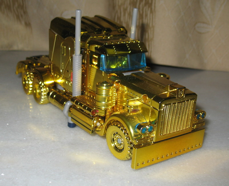 Possible Lucky Draw Transformers Movie Optimus Prime Transformers