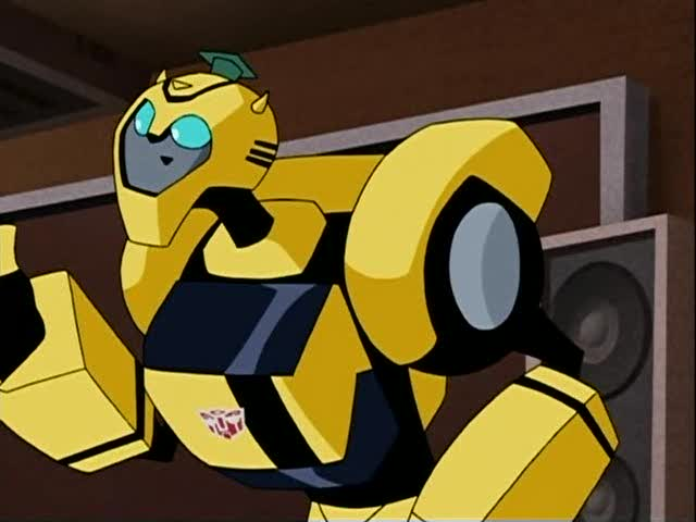 Bumblebee Transformers Animated 301 Moved Permanently