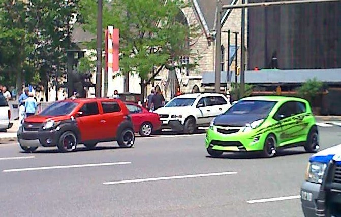 High Quality Chevy Beat Image And Chevy Trax Sighted At Transformers