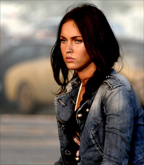 megan fox wallpaper transformers. Transformers megan-fox-