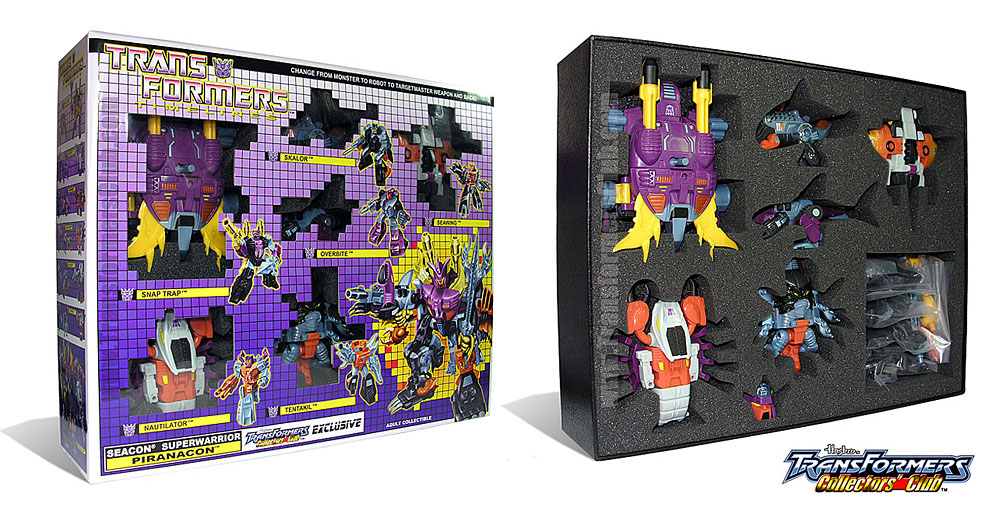 Jouets Transformers exclusifs: Collectors Club | TFSS - TF Subscription Service Seacon2up_1219842996