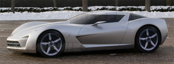 Chevy Corvette is Sideswipe, and Ravage Confirmed for TF2 corvette
