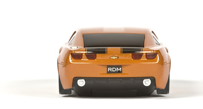 Camaro-orange-stripe-back