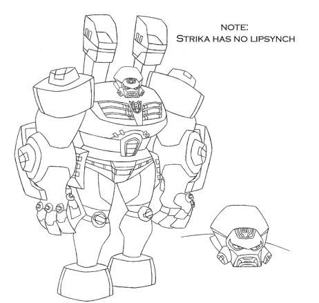 Images du design des personnages de Transformers Animated Strika_1223045289
