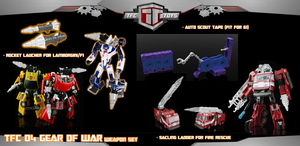 Produit Tiers - Kit d'ajout (accessoires, armes) pour jouets Hasbro & TakaraTomy - Par Fansproject, Crazy Devy, Maketoys, Dr Wu Workshop, etc 20081231_406ea7766db80eca80769_1230748003