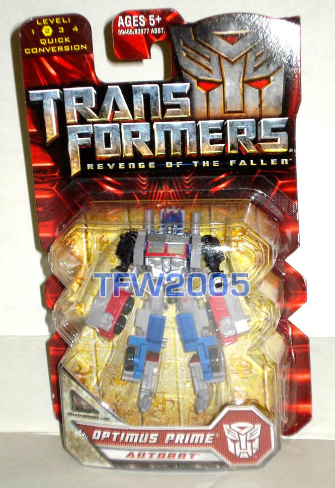 Transformer toys revenge of the fallen