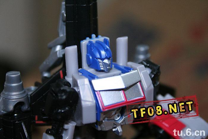 Combined mode for Transformers Revenge of the Fallen ...