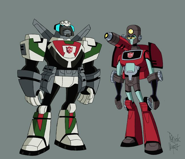 Color Images Of Transformers Transformers Prime Perceptor