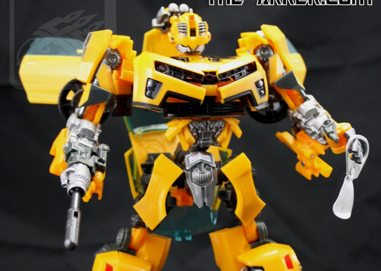 Human Alliance Bumblebee Robot Mode Out Of Box Images ...