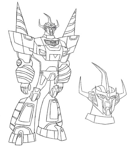 Images du design des personnages de Transformers Animated 358cmew_1234400278