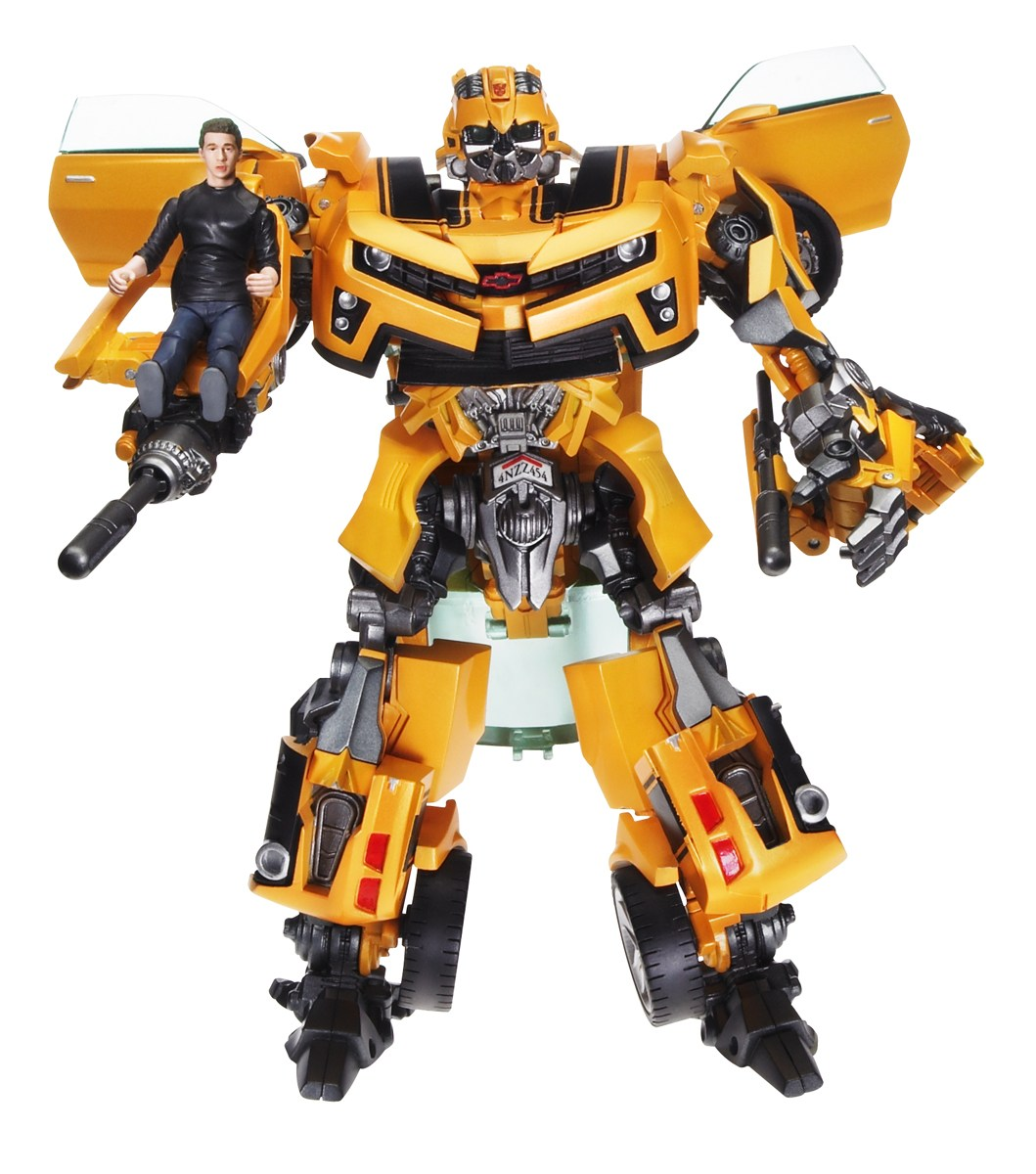 HASBRO Transformers Revenge of the Fallen Human Alliance Bumblebee with Sam Witwicky (Бамблби и...