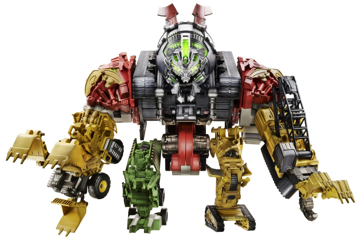 Transformers Revenge Of The Fallen Devastator Toys 86