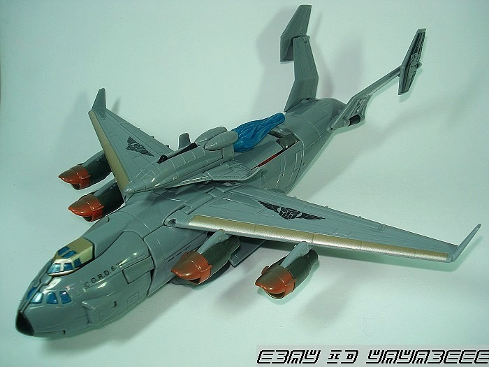 space shuttle transformers nemesis - photo #3