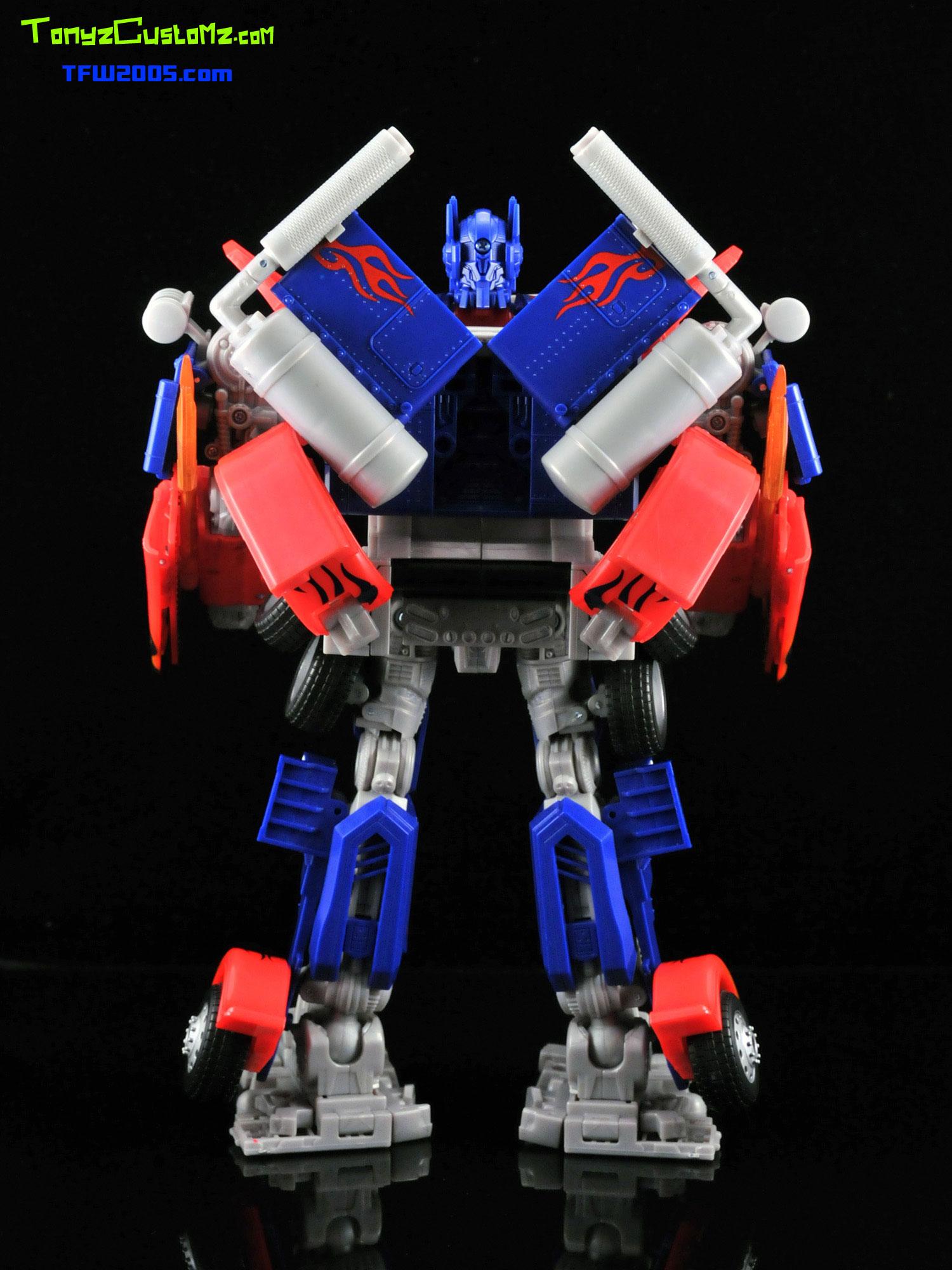 High Resolution Revenge of the Fallen Leader Optimus Prime ...