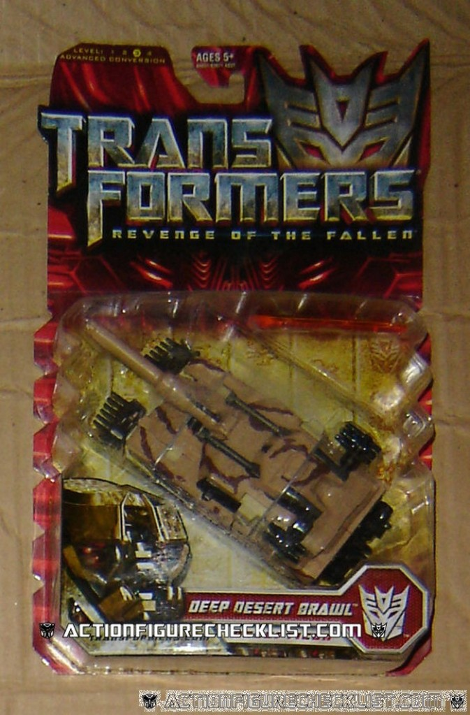 Transformers 2 Rotf Toys