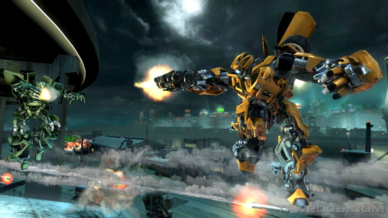 Transformers Bumblebee Games Transformers Game Hands on May