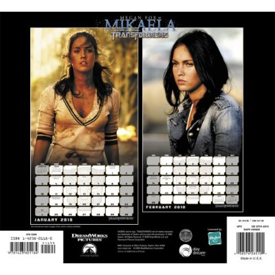megan fox 2011 calendar. Images for Megan Fox as