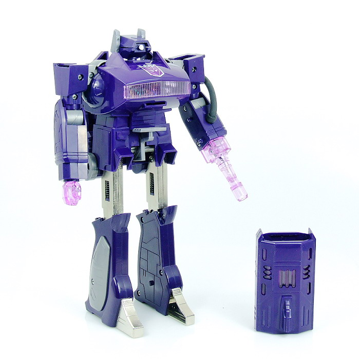 Warning Generation 1 Shockwave Bootleg Available With