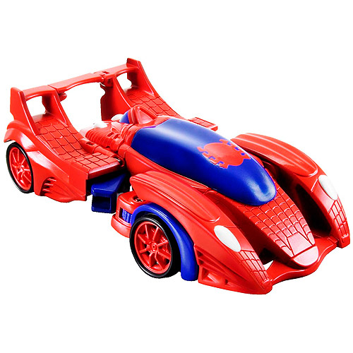 New Image Of Transformers Marvel Crossovers Race Car