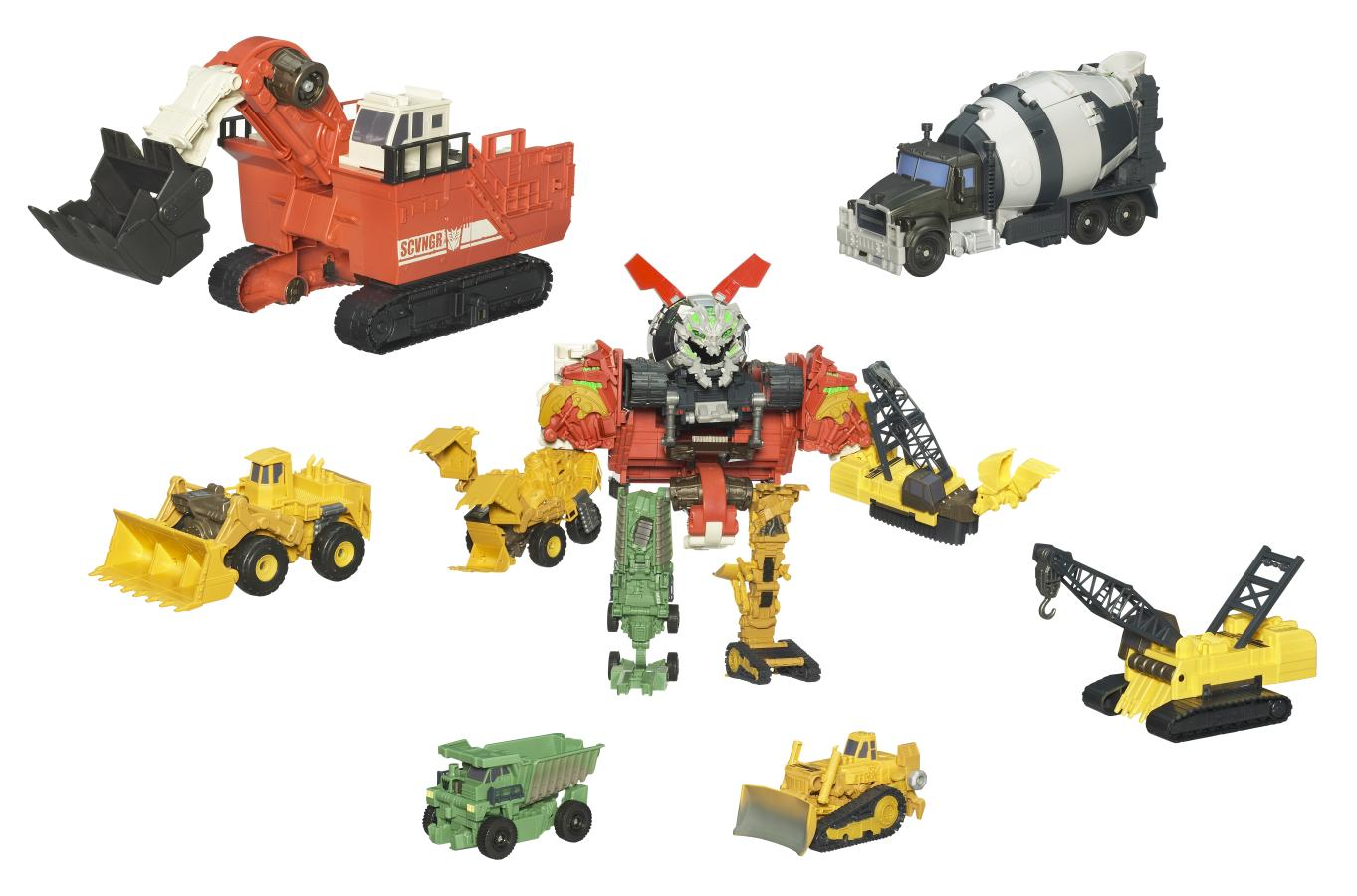 Transformers Revenge Of The Fallen Devastator Toys 120