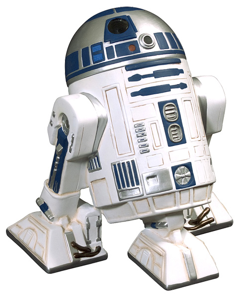 visual effects supervisor Scott Farrar states that R2-D2 of Star Wars