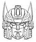 Transformers Collectors Club Punch/Counterpunch Head ...