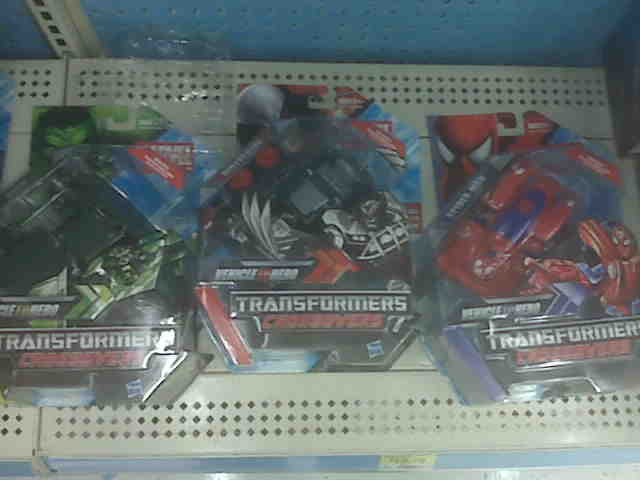 Marvel-Transformers-Crossovers-Wave-5