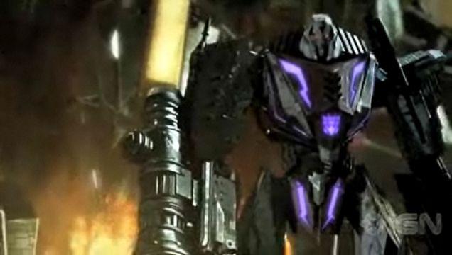 War for cybertron megatron transformers war for cybertron second