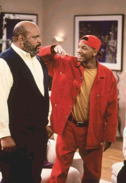 Phillip Banks from Fresh Prince Of Bel Air