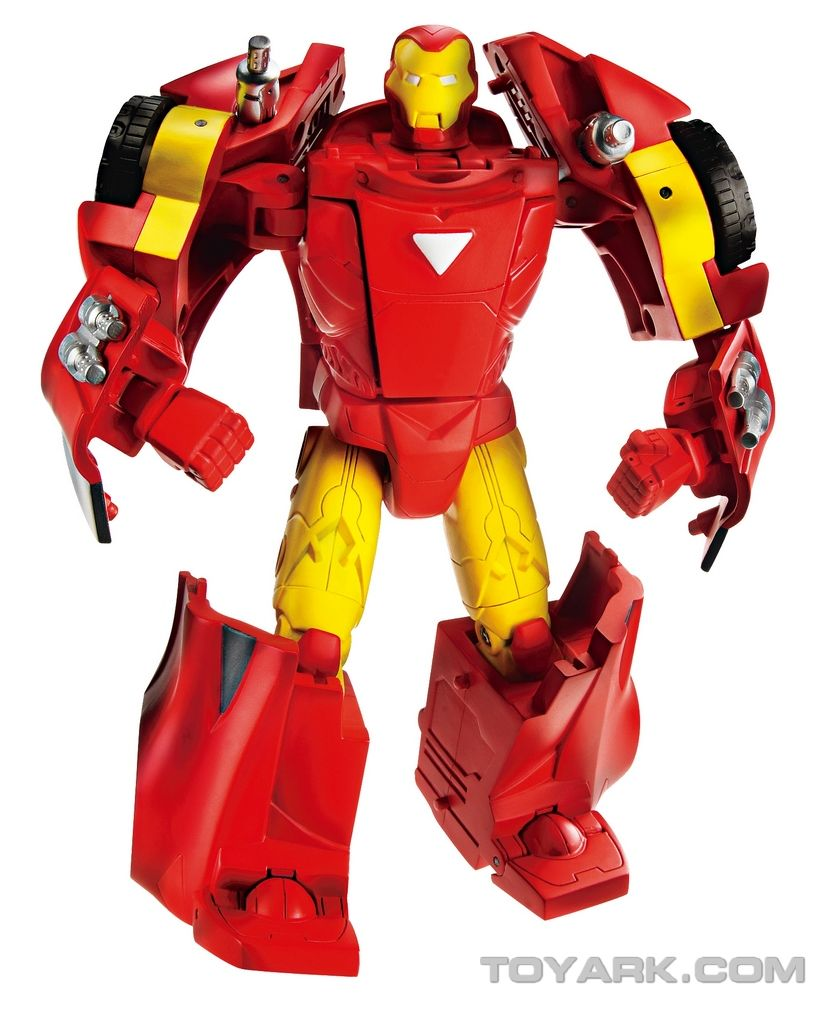 marvel-transformers-crossover-iron-man-car