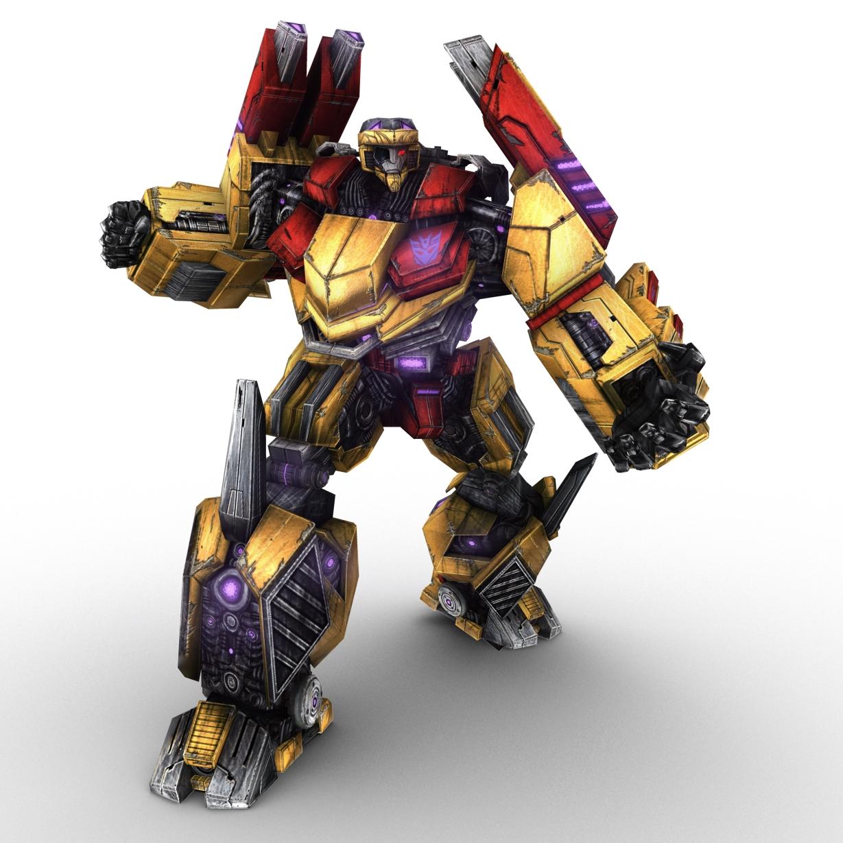 List of Transformers Armada characters  Wikipedia