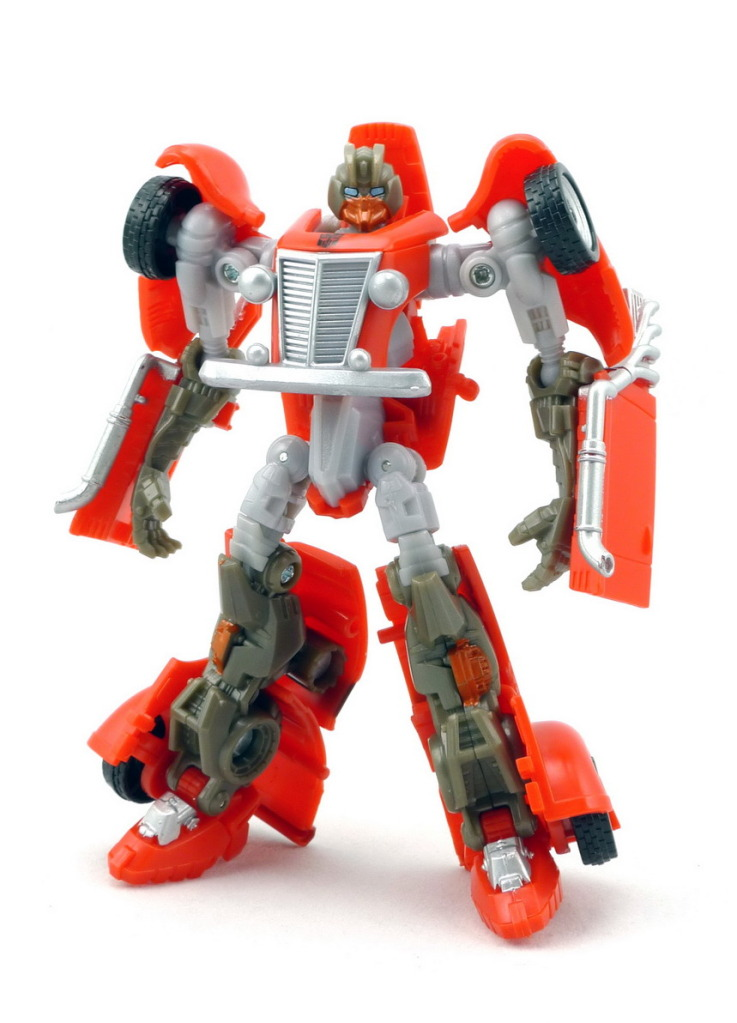 All Transformers Toys : Scout hubcap all new images transformers news tfw