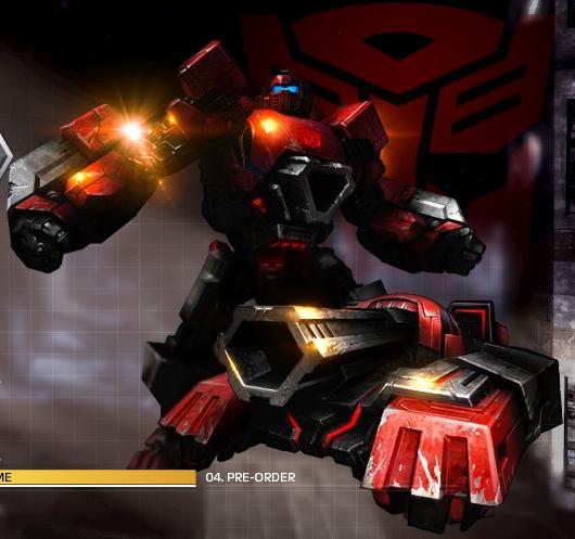 War for Cybertron Krie...