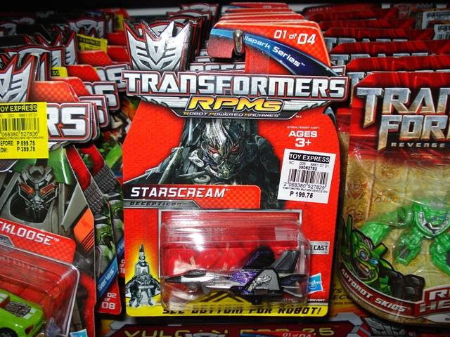 New Transformers Rpms Released In The Philippines