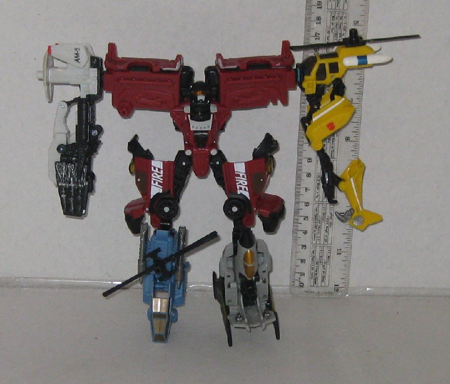 pccc6 power core combiners in combined modes images