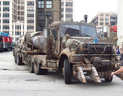 More Images Of The Mysterious Transformers 3 Armored Fuel ...