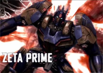 Zeta Prime g1 Dead End And Zeta Prime