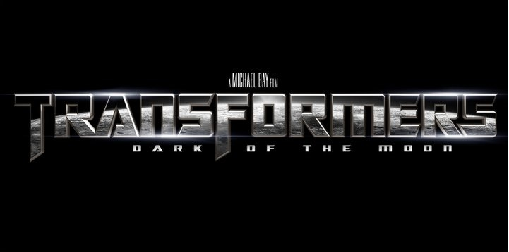 transformers dark of the moon official logo and onesheet