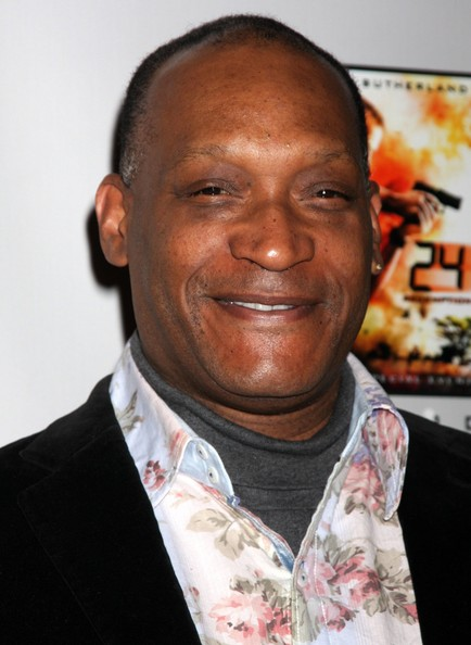 Tony Todd Though Mr Tony Todd mentioned