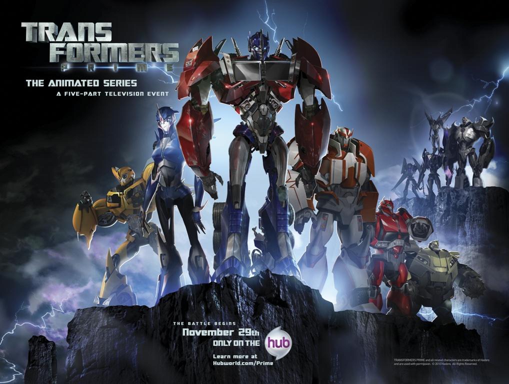 5 Primes Transformers
