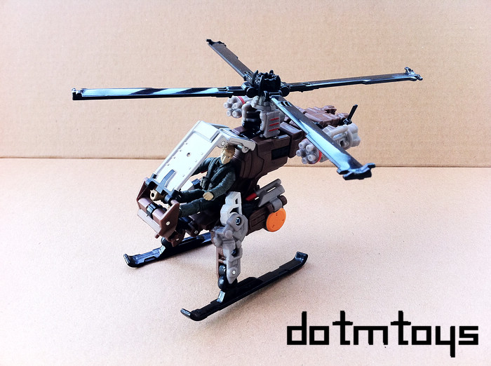 New Transformers Dark Of The Moon Human Alliance Helicopter