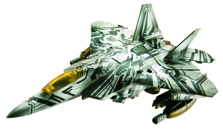 Deluxe-Starscream-Jet