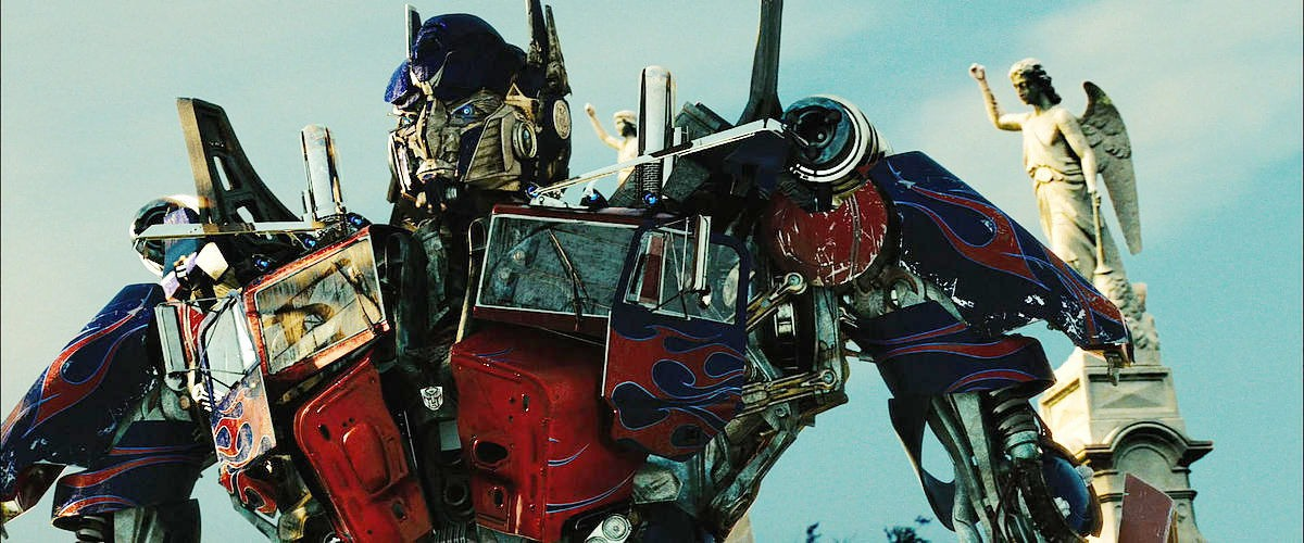 Transformers 3 Dark Of The Moon Ultimate Optimus Prime
