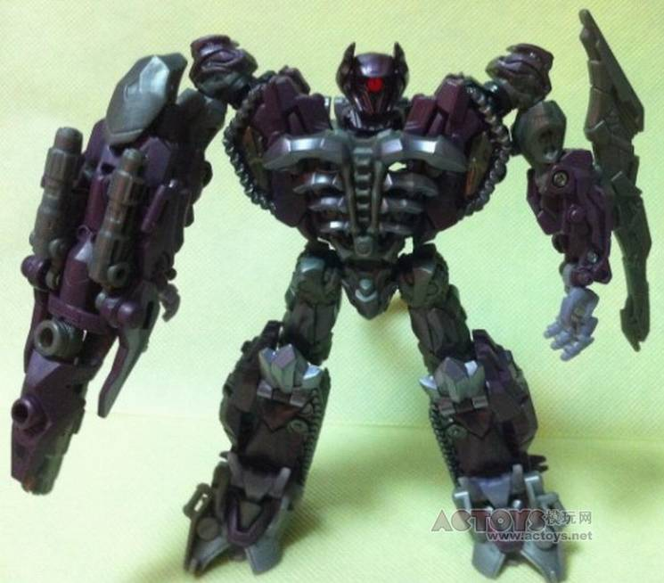Dark of the Moon Shockwave Images - Transformers News ...