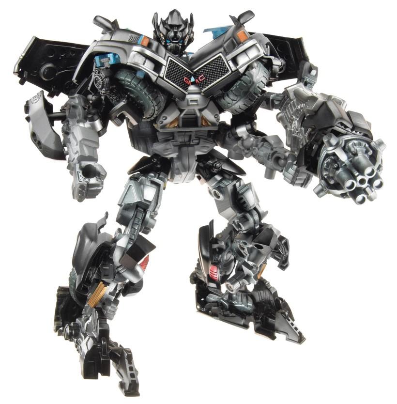 Voyager-Ironhide-Robot