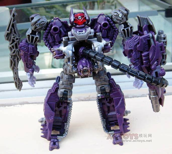 More Clear Images of Dark of the Moon Shockwave ...