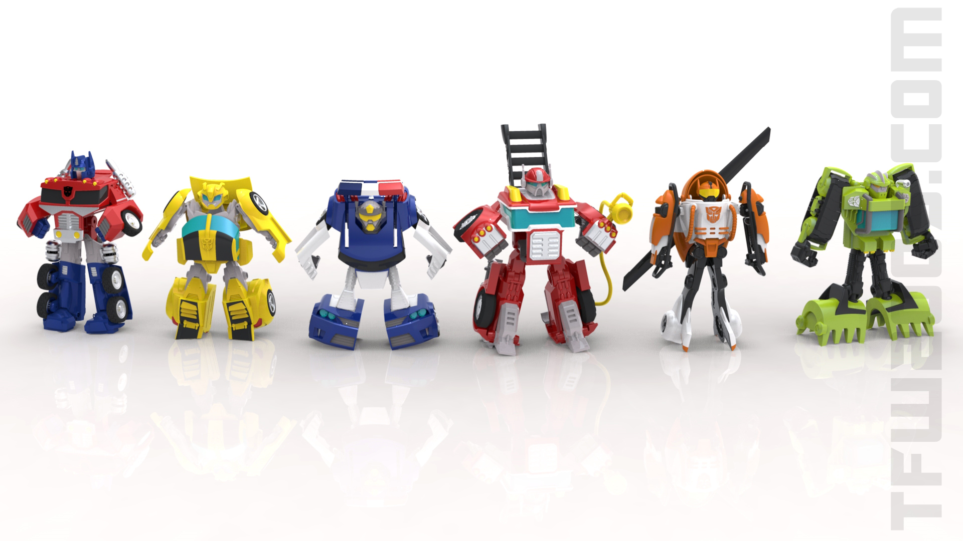 Transformers Rescue Bots Concept CGI 1. Transformers ...