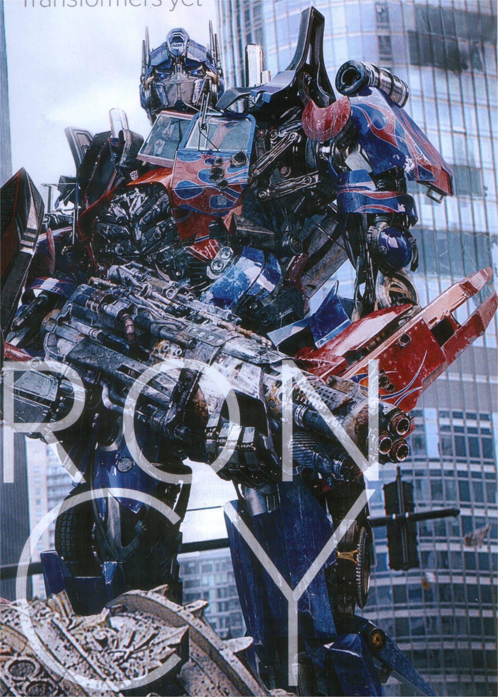Empire Magazine Features Sentinel Prime And Optimus Prime ...